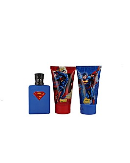 Man Of Steel Gift Pack