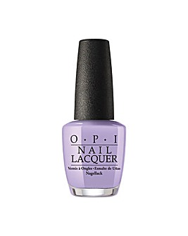 OPI Fiji Polly Want a Lacquer?
