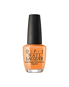 OPI Fiji No Tan Lines 15ml Nail Polish