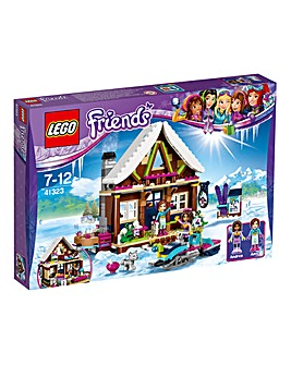 LEGO Friends Winter Snow Resort Chalet