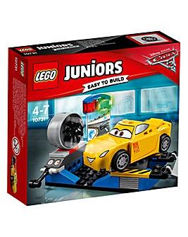 LEGO Juniors Cars 3 Cruz Ramirez Race