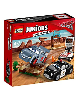 LEGO Juniors Cars 3 Willys Butte Speed