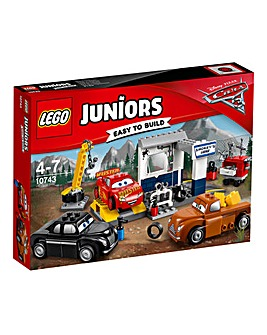 LEGO Juniors Cars 3 Smokey