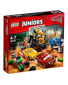 LEGO Juniors Cars 3 Crazy 8 Race