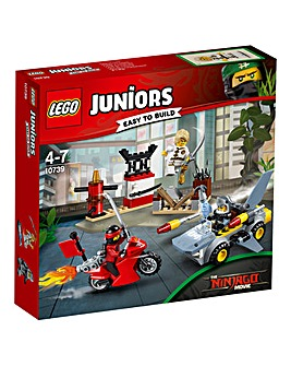 LEGO Juniors The NINJAGO Movie Shark