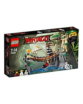 LEGO The NINJAGO Movie Master Falls