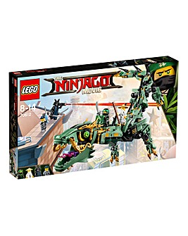 LEGO The NINJAGO Movie Green Ninja Mech