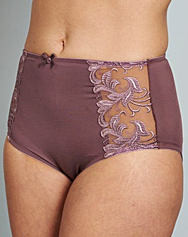 2 Pack Flora Full Fit Grape/Pink Briefs