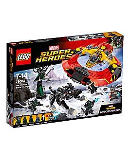 LEGO Thor Ragnarok Asgard Battle