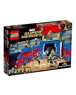 LEGO Marvel Thor Ragnarok Arena