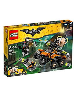 LEGO The Batman Movie Bane Toxic Truck