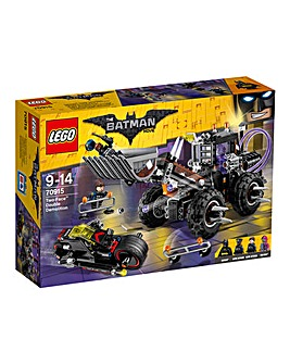 LEGO The Batman Movie Two-Face Double