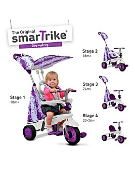 Smart Trike Spirit - Purple
