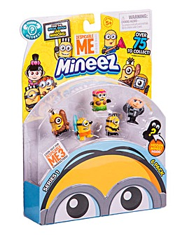 Despicable Me 3 Collector Pack Series 1
