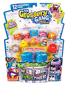 Grossery Gang Cruddy Cookies Series 3