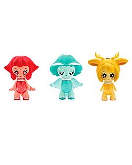 Glimmies Rainbow Friends Triple Blister