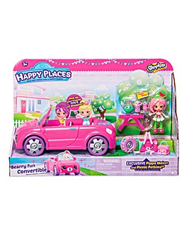 Shopkins Bearry Fun Convertible Playset