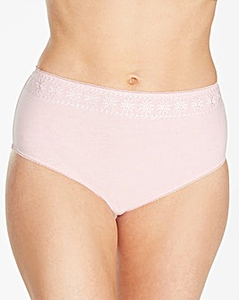 5 Pack Cotton Multi Midi Briefs