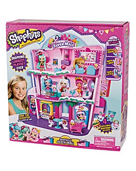 Shopkins Shoppies Super Mall Playset