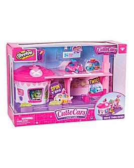 Shopkins Cutie Cars Diner Playset