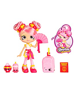 Shopkins World Tour Dolls Bubbleisha
