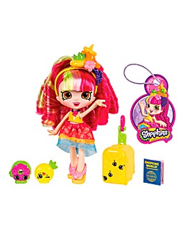 Shopkins World Tour Dolls Donatina