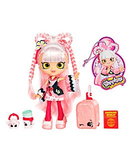 Shopkins World Tour Dolls Sara Sushi