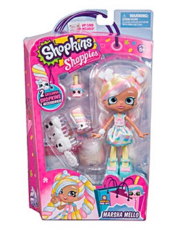 Shopkins Shoppies Doll Marsha Mellow