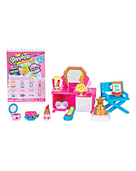 Shopkins Hollywood Vacation Collection