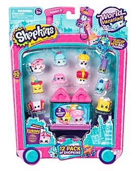 Shopkins 12 Pack Series 8 Wave 1