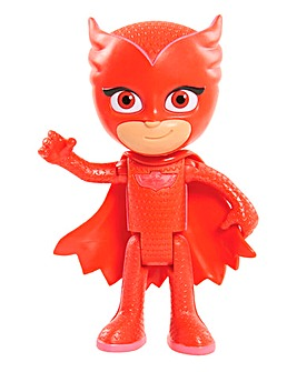 PJ Masks Deluxe Talking Figure Owlette