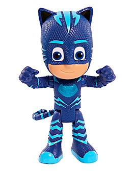 PJ Masks Deluxe Talking Figure Cat Boy