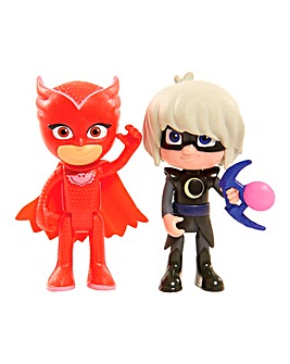 PJ Masks Figure Owlette & Luna Girl
