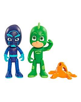PJ Masks Figure Gekko & Night Ninja