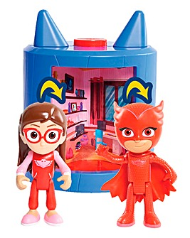 PJ Masks Transforming Figure Set Owlette