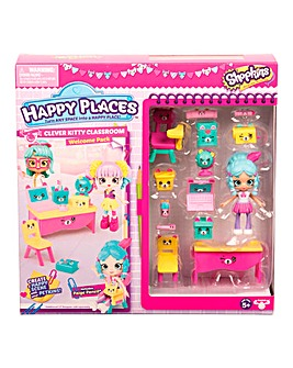Shopkins Clever Kitty Classroom