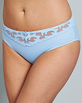 2 Pack Emily Blue/Pink Briefs
