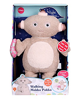 In the Night Garden Walking Makka Pakka