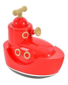 Twirlywoos Bathtime Big Red Boat