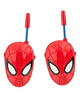 Marvel Spider-Man Face Walkie Talkies
