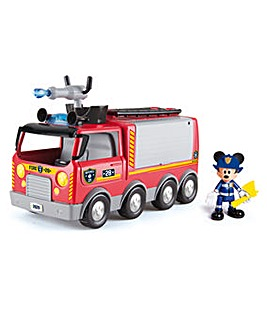 Disney Mickey Mouse Clubhouse Fire Truck