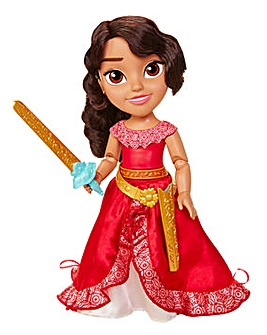 Elena of Avalor Adventure Elenor Doll
