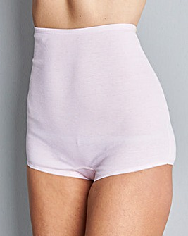 5 Pack Cotton Comfort Shorts Pastels