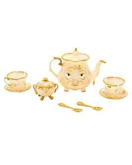 Disney Beauty and the Beast Tea Set