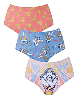 3 Pack Wonder Woman Shorts
