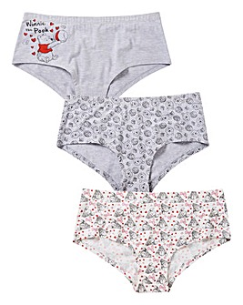 3 Pack Winnie the Pooh Shorts