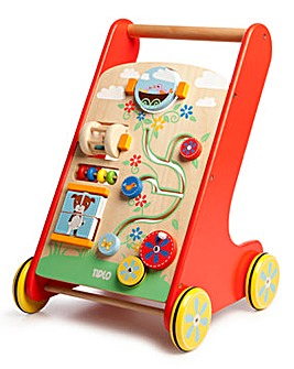 Tidlo Wooden Activity Walker