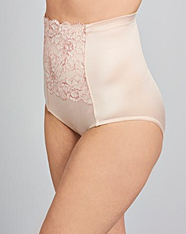 Firm Control Waist Nipper Blush