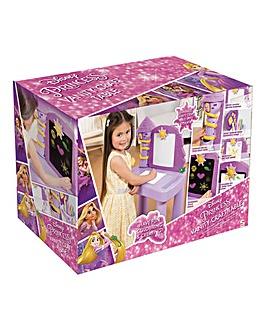 Rapunzel Vanity Craft Desk