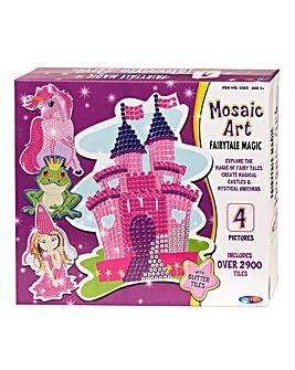 Mosaic Art Fairytale Magic